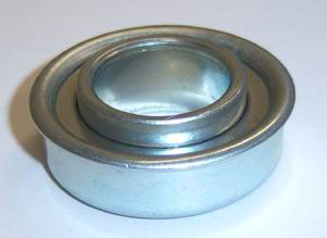 "Unground Flanged Bearings 1/2""x1 3/8""x31/64"":vxb:Ball Bearing"