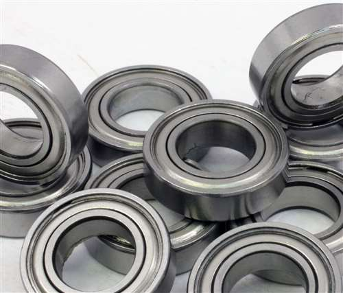 Bearing Set For Yokomo GT-4:vxb:Ball Bearings