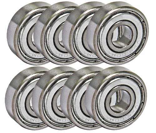 Duratrax Bearing Maximum ST/BX/MT/Pro Set(8):vxb:Ball Bearings