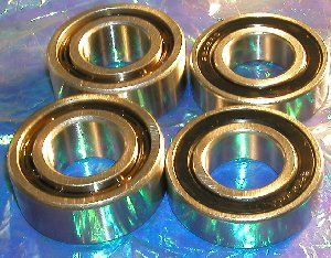 4-671 Blower Supercharger Bearing Set:vxb:Ball Bearings