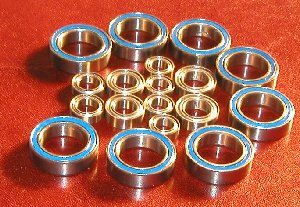 Bearing Set XRay T1R/T1 EVO 2:vxb:Ball Bearings