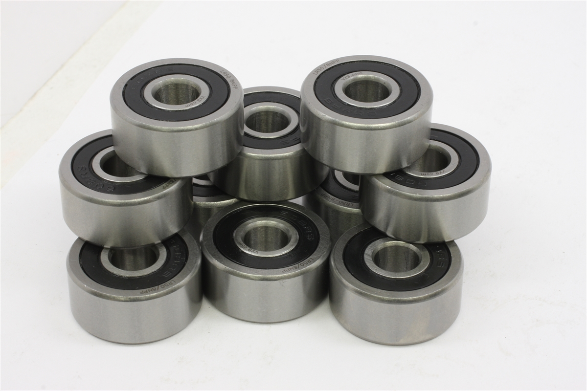 "10 Bearing 99502H-2RS 5/8""x1 3/8""x7/16"" Sealed:vxb:Ball Bearings"