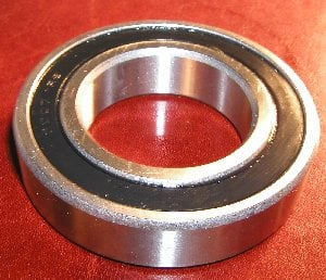 Rear Wheel Bearings (Pair)-Honda H100 A 80-83 Bearing:vxb:Ball Bearings