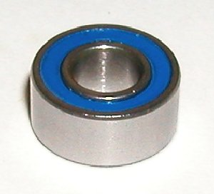 "10 Bearings R188-2RS 1/4""x1/2""x3/16"" Sealed:vxb:Ball Bearings"