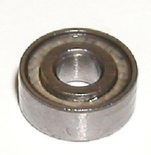 10 Bearing 623-2TS 3x10x4 Sealed:vxb:Ball Bearing