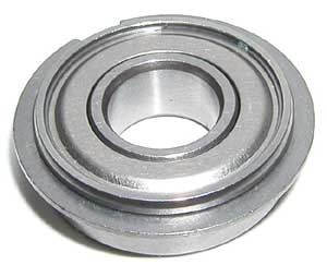 Bearing 6x12x4 Shielded:Snap Ring:vxb:Ball Bearings