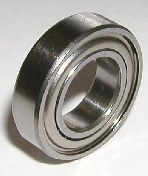 10 Bearing S6800ZZ 10x19x5 Stainless:Shielded:vxb:Ball Bearings