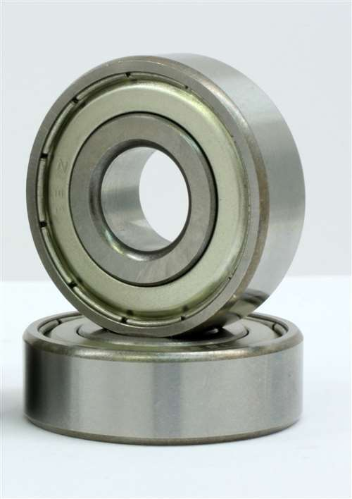 2 Bearing 5x11x4 Ceramic:Stainless:Shielded:vxb:Ball Bearings