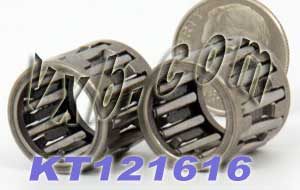 KT121616 Needle Bearings Cage K 12x16x16:vxb:Ball Bearings