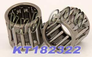 KT182322 Needle Bearings Cage K 18x23x22:vxb:Ball Bearings