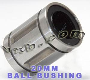 LB20UU Linear Bush Bearing 20mm :vxb:Ball Bearing