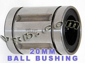 LB20UU Linear Bush Bearing 20mm :vxb:Bearings