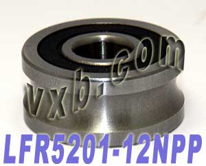 LFR5201-12NPP U Groove Guide Bearings:vxb:Ball Bearing