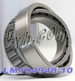 LM104910/LM104948 Taper Roller Wheel:vxb:Ball Bearings