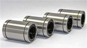 4 Linear Motion Bearings 20mm Bushing:vxb:Bearings