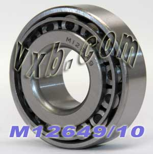 M12649/M12610 Taper Roller Wheel 21.43 x 50.005 x 17.526:vxb:Ball Bearings