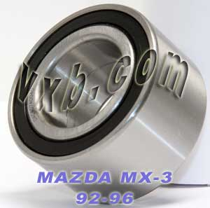 MAZDA MX-3 Auto/Car Wheel Ball Bearing 1992-1996:VXB Ball Bearing