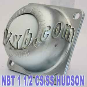 "NBT-1 1/2 CS/SS Ball Transfer Unit 1"" Main Ball:vxb:Ball Bearing"