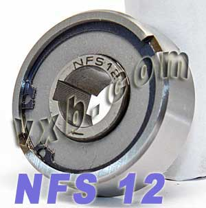 NFS12 One Way Clutch Bearing 12x35x13:vxb:Ball Bearing