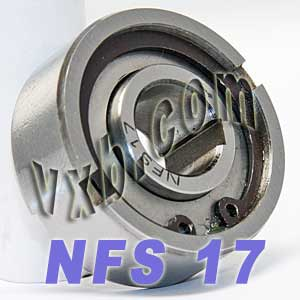 NFS17 One Way Clutch Bearing 17x47x19:vxb:Ball Bearing