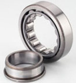 NJ203M Cylindrical Roller Bearings:17x40x12:VXB:Ball Bearings