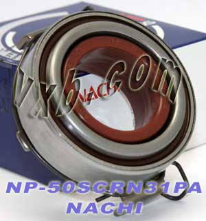 NP-50SCRN31PA Nachi Self-Aligning Clutch-Release Bearing 33x50x22:Japan:Ball Bearing