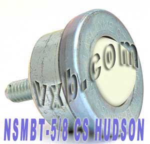 "NSMBT-5/8 CS Stud-Mounted Ball Transfer Unit 5/8"" Main Ball:vxb:Ball Bearing"