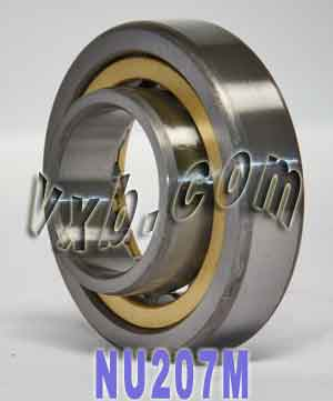 NU207M Cylindrical Roller Bearings