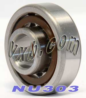 NU303 Cylindrical Roller Bearings