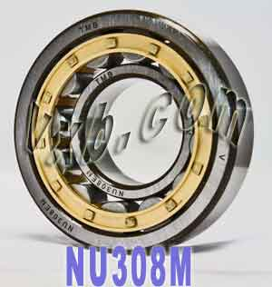 NU308M Cylindrical Roller Bearings