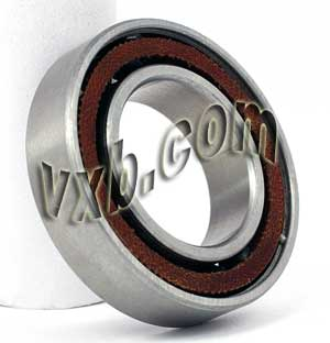 S7903 Stainless Steel Premium ABEC-5 Angular Contact Ceramic Ball Bearings:vxb:Ball Bearing