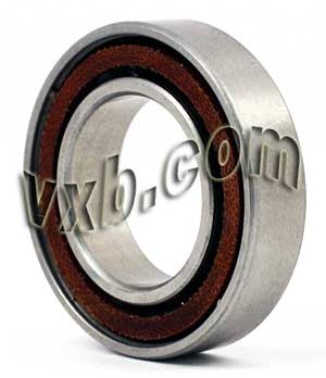 S71806 Stainless Steel Premium ABEC-5 Angular Contact Ceramic Ball Bearings:vxb:Ball Bearing