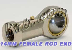 One Female Rod End 14mm PHS14:vxb:Ball Bearing