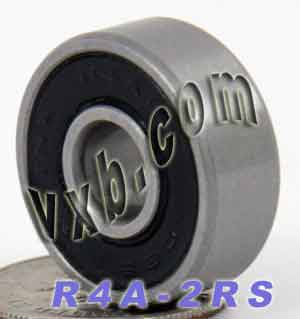 R4A-2RS Bearing 1/4
