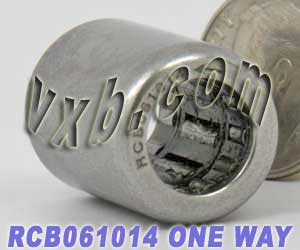 "RCB061014 One Way Needle Bearing 3/8""x5/8""x7/8"":vxb:Ball Bearing"