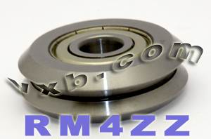 15mm V Groove Guide Bearings:vxb:Ball Bearing