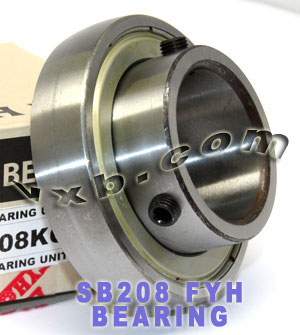40mm Cylindrical bore SB208:vxb:Ball Bearing