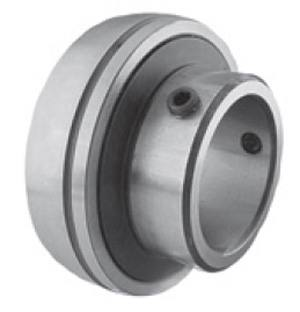 "1 3/16"" Cylindrical bore SB206-19:vxb:Ball Bearing"