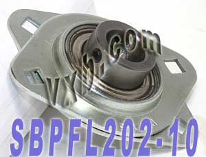 SBPFL202-10 Pressed Steel Housing Unit
