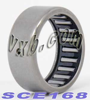 "SCE168 Needle Bearing 1""x1 1/4""x1/2"" BA168ZOH:vxb:Ball Bearing"
