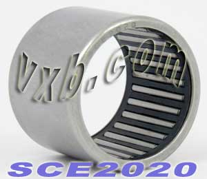 "SCE2020 Needle Bearing 1 1/4""x1 1/2""x1 1/4"" BA2020ZOH:vxb:Ball Bearing"