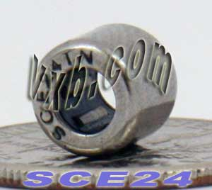 "SCE24 Needle Bearing 1/8""x1/4""x1/4"" BA610ZOH:vxb:Ball Bearing"