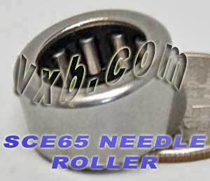 "SCE65 Needle Bearing 3/8""x9/16""x5/16"" BA610ZOH:vxb:Ball Bearing"