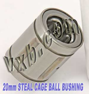 SDM20GA Linear Bush Bearing 20mm:vxb:Ball Bearing