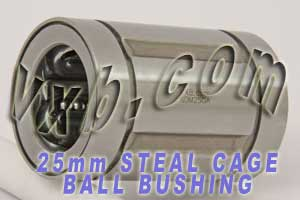 SDM25GA Linear Bush Bearing 25mm:vxb:Ball Bearing