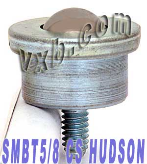 "SMBT-5/8 CS Stud Mounted Ball Transfer Unit 5/8"" Main Ball:vxb:Ball Bearing"