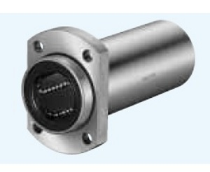SMST8GWUUE NB 8mm Two Side Cut Double Wide  Flange Slide Bush:Nippon Bearing Linear Systems