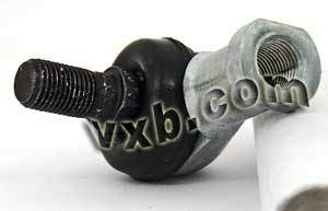 L-Ball Rod Ends SQL5RS:vxb:Ball Bearing