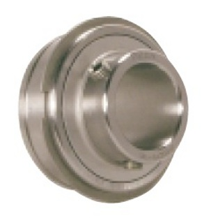 SSER-20mm Stainless Steel Insert:20mm inner diameter: Ball Bearing