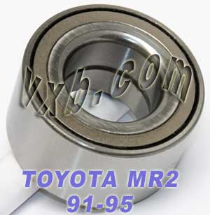 TOYOTA MR2 Auto/Car Wheel Ball Bearing 1991-1995:VXB Ball Bearing